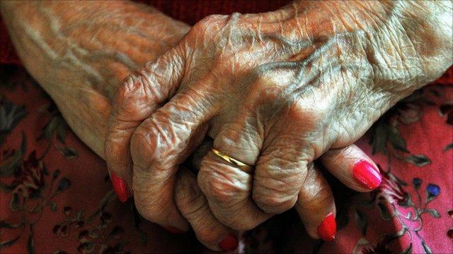 Elderly person generic