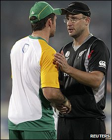 Graeme Smith and Daniel Vettori