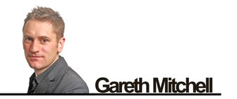 Gareth Mitchell