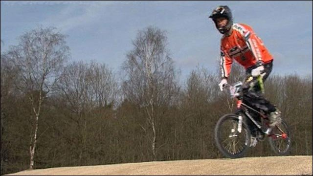 Double Dutch - Netherlands build replica of 2012 BMX track