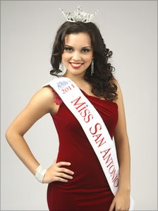 Domonique Ramirez, Miss San Antonio