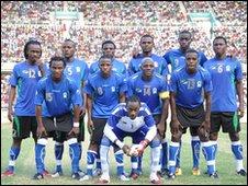 Tanzania squad