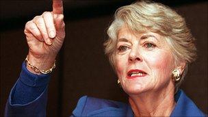 Geraldine Ferraro, 1998 file image