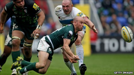 London Irish v Exeter