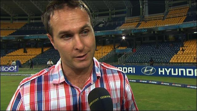 Michael Vaughan anticipates Andrew Strauss exit