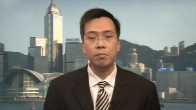 Watch Victor Wang from Macquarie Bank talk about China's banking sector