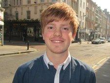 James Claridge, 19