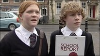 School Reporters from Wootton Bassett School asked local people about their views on the planned closure of RAF Lyneham