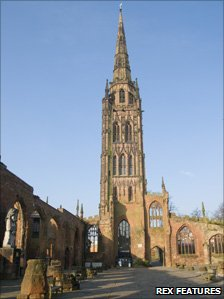 St Michael&#039;s Cathedral, Coventry