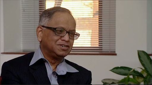 Start-up Stories: NR Narayana Murthy, Infosys