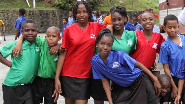 Maraval RC School in Trinidad and Tobago