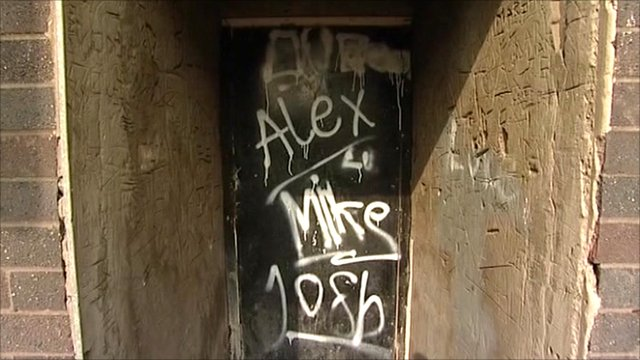 Stockport graffiti