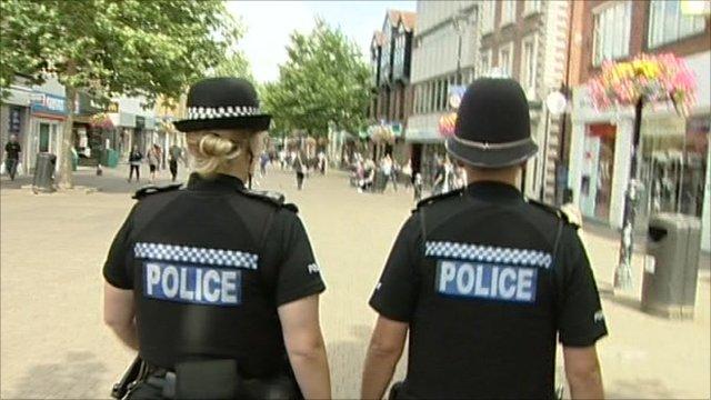 Police, UK