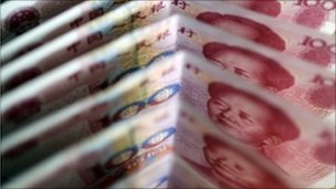 Chinese currency - the yuan