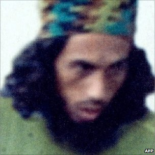 Handout picture released in May 2006 by the US Department of State shows wanted Indonesian terror suspect Umar Patek
