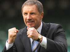Former Finland and South Africa boss Stuart Baxter