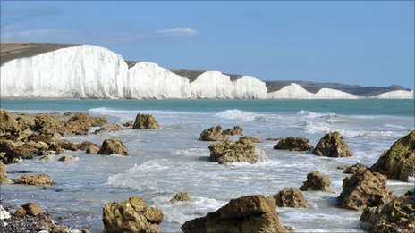 The 1926 battle over the land above the Seven Sisters cliffs was one