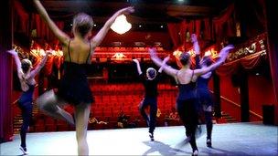 Maltings Theatre, Berwick - Moscow Ballet Theatre