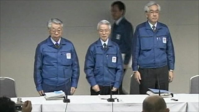 Chairman of Tepco