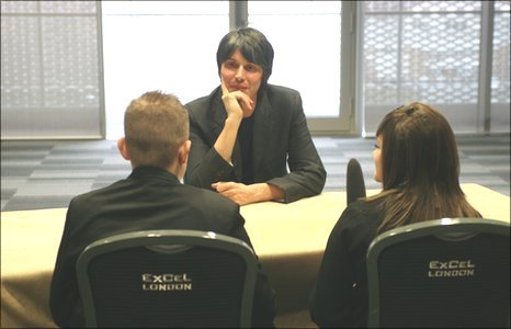 Brian Cox is interviewed by School Reporters