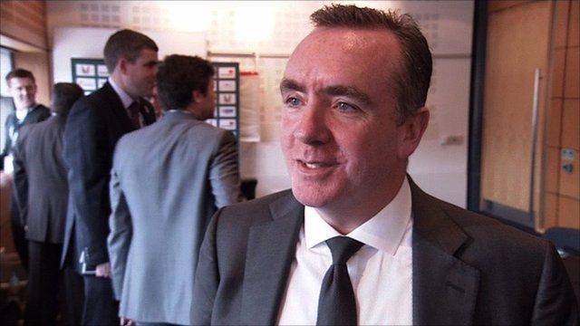Ian Ayre, managing director of Liverpool FC