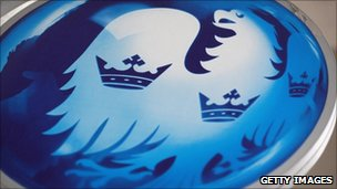 Barclays Bank emblem