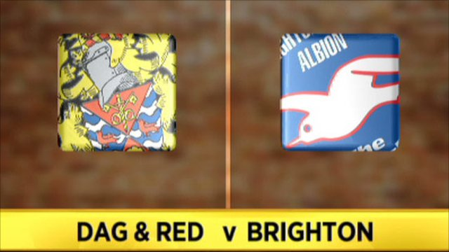 Dag & Red v Brighton