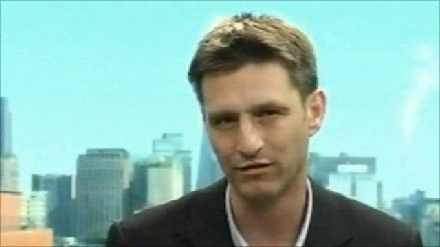 BBC's Michael Bristow