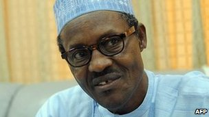Muhammadu Buhari, Former Nigeria military leader and presidential candidate for the Congress for Progressive Change