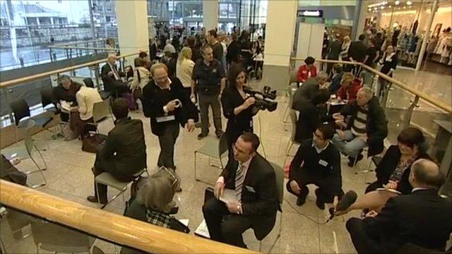 Inside the BBC Money Matters Roadshow
