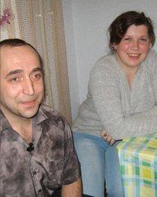 Andrei and Natalya Lyashko