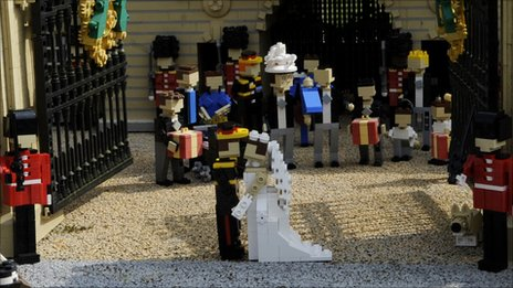 Legoland royal wedding