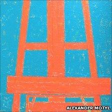 Easel by Alexander Motyl