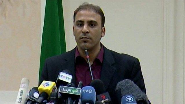 Libyan government spokesman