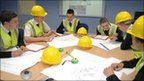 construction lesson, Fyndoune Community College