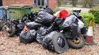 Litter pick in Hintlesham and Chattisham