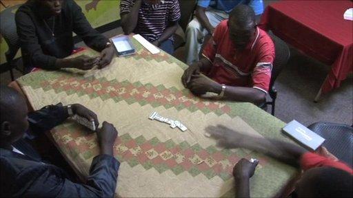 Sudanese Lost Boy