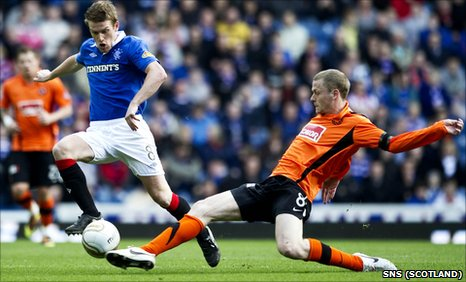 Steven Davis and Scott Robertson