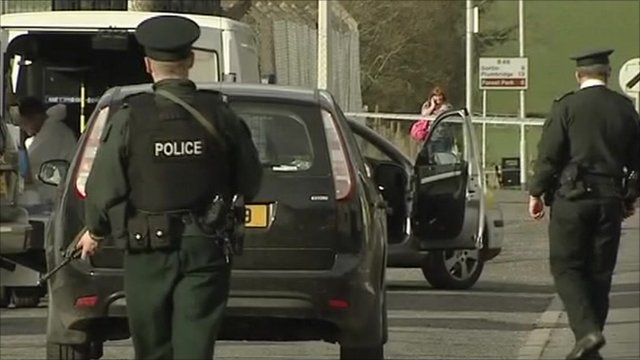 Northern Ireland police