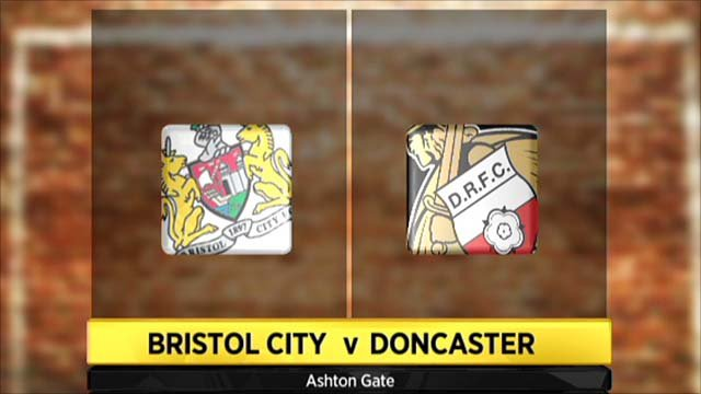 Highlights - Bristol City 1-0 Doncaster
