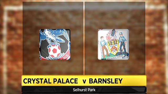 Highlights - Crystal Palace 2-1 Barnsley
