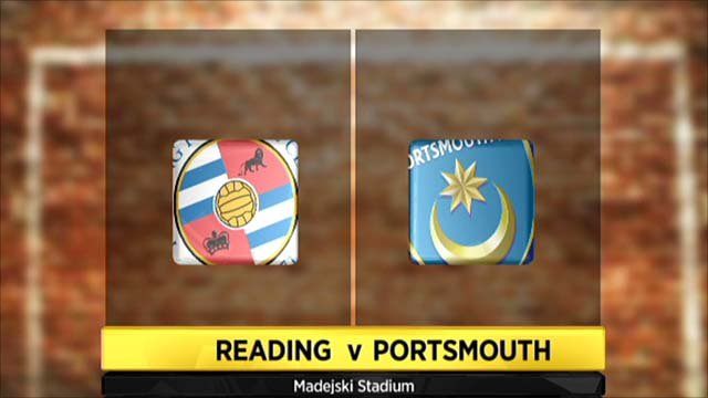 Highlights - Reading 2-0 Portsmouth