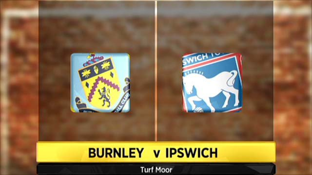 Highlights - Burnley 1-2 Ipswich