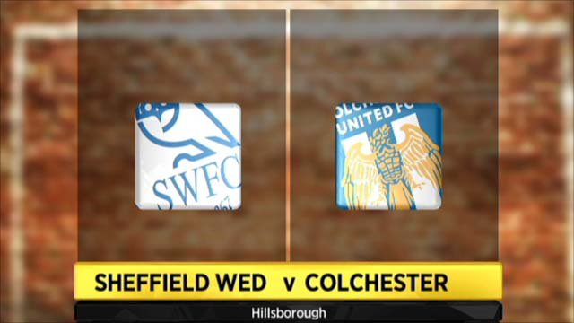 Highlights - Sheff Wed 2-1 Colchester