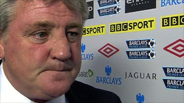 Sunderland manager Steve Bruce
