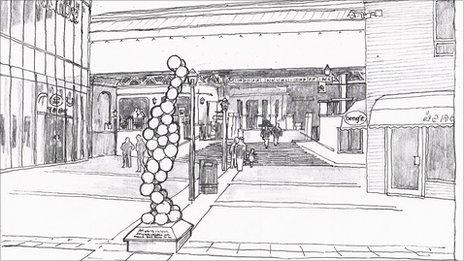 Statue planned for Diamond Jubilee