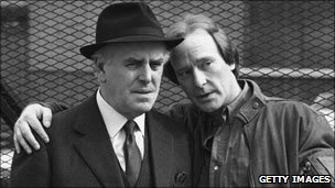 George Cole amd Dennis Waterman
