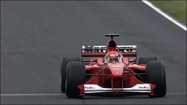 GP do Japão de Formula 1, Suzuka, em 2000 - by http://news.bbc.co.uk