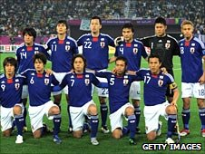 Japan's national team