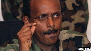 Somalia Prime Minister Mohamed Abdullahi Mohamed